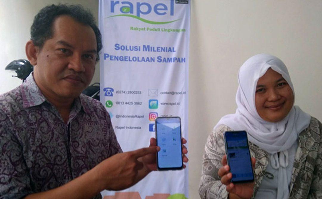 Aplikasi Ini Ubah Sampah Warga Yogyakarta Jadi Rupiah